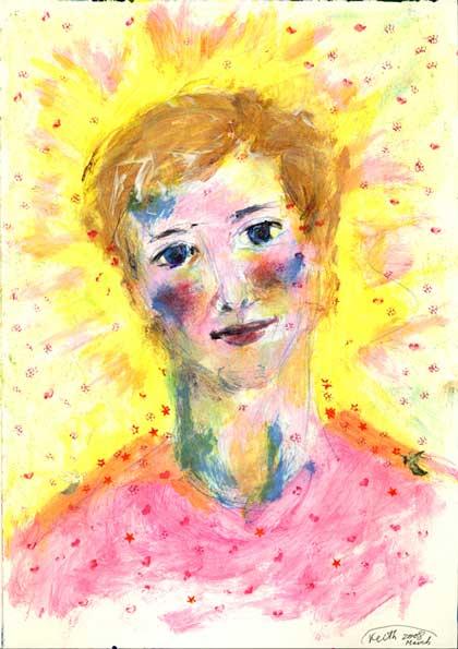 Natalie Dekel - Keith, Spiritual Guide