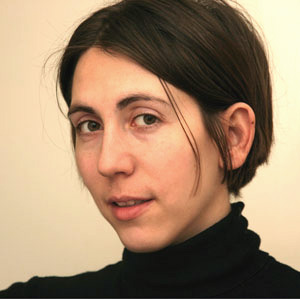 Artist Natalie Dekel, pictured in 2008.