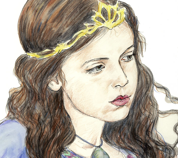 Yael, The Princess of Ancient Israel - by Natalie Dekel, 2010