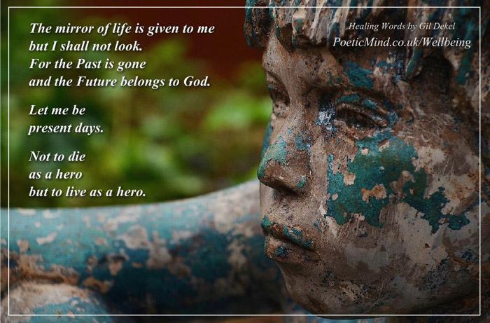 Mirror of Life... (Gil Dekel Healing Words)