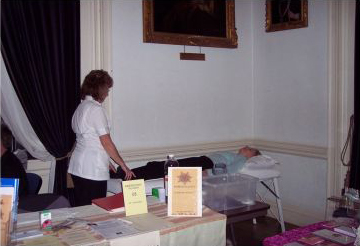 Doreen Rivett - Kinesiology and Reflexology