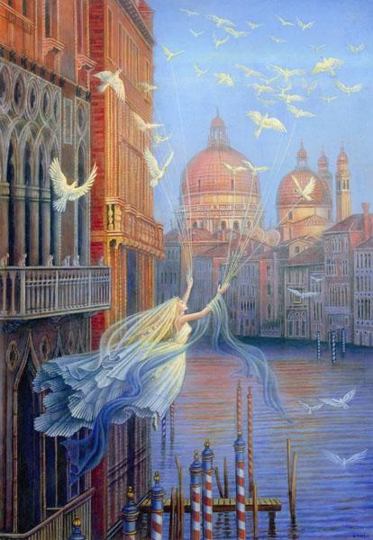 Brigid Marlin - Flight of the Bride