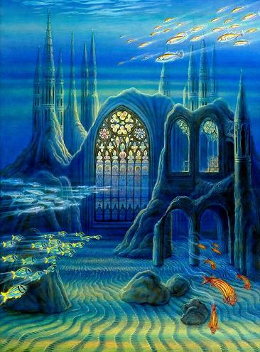 Brigid Marlin - The Drowned Cathedral