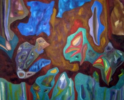 Selva Interna 2, Inner Forest 2 - Camilo Villanueva