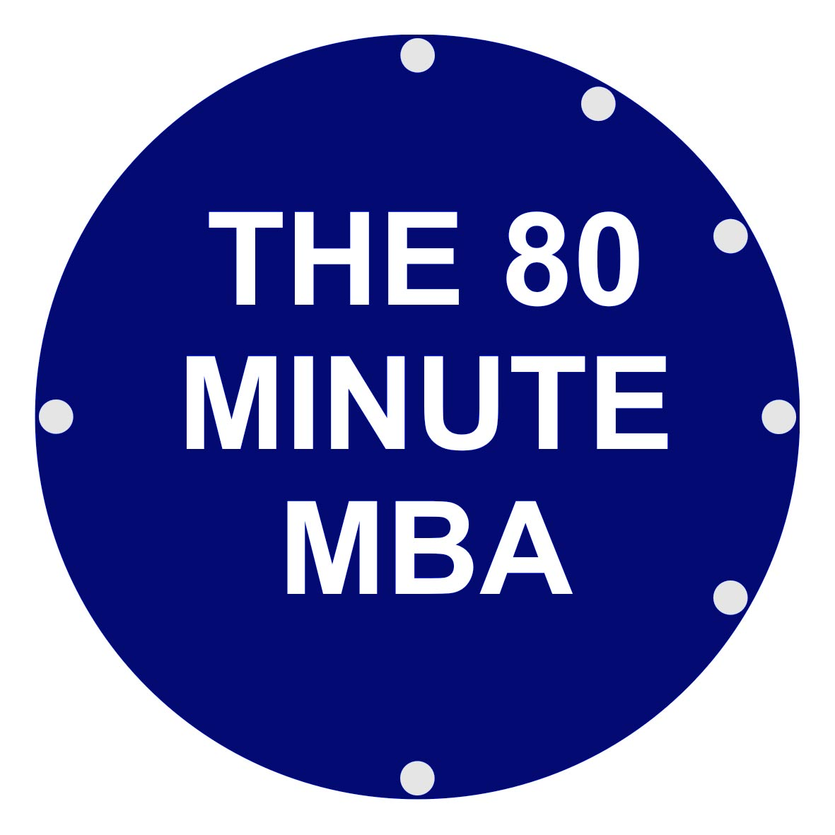 Key Lessons and Concepts from 'The 80 Minute MBA' Book by Richard Reeves and John Knell (summary by Gil Dekel, PhD.)