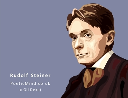 Insights from Rudolf Steiner's 'Knowledge of the Higher Worlds: How it is achieved?' (summary/ review by Dr. Gil Dekel).