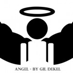 Angel - by Gil Dekel. www.poeticmind.co.uk