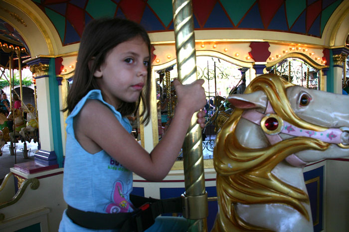 Carousel DisneyLand Park 18 Aug 2011 (Photo by Gil Dekel) (10)