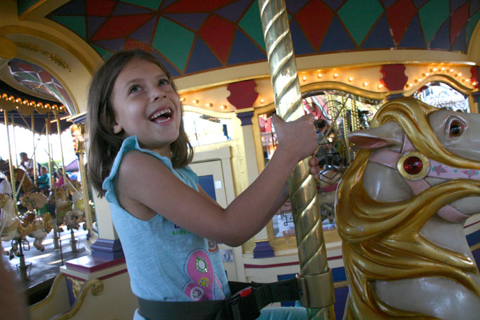 Carousel DisneyLand Park 18 Aug 2011 (Photo by Gil Dekel) (11)