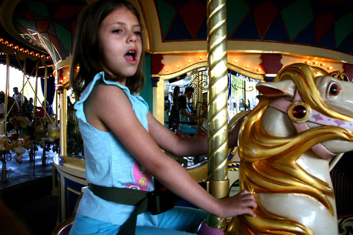 Carousel DisneyLand Park 18 Aug 2011 (Photo by Gil Dekel) (13)