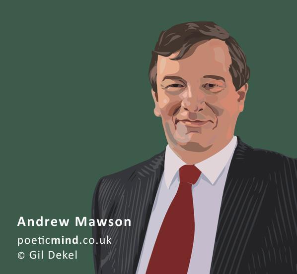 Andrew Mawson (© Gil Dekel)