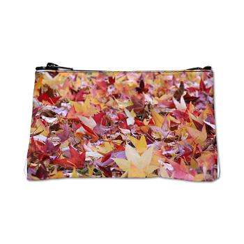 fire leaves - coin purse
