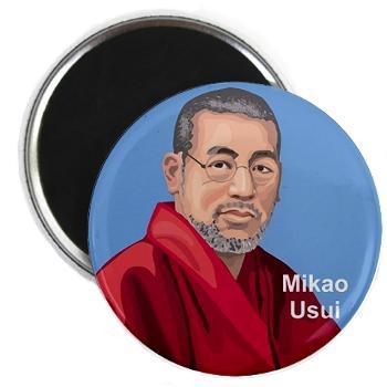 Mikao Usui, Reiki - magnet