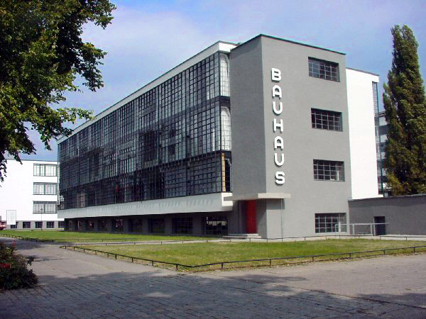 Bauhaus Germany (photo taken in 2003)
