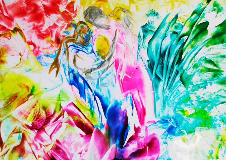 Arms of angel - by (c) natalie dekel, 2013.