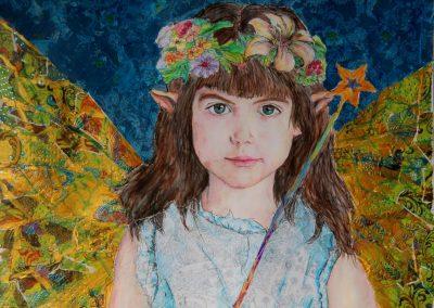 Karmel as a Fairy - By Natalie Dekel