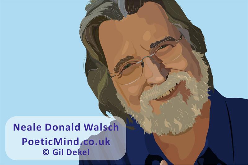 Neale-Donald-Walsch-Portrait2 - Gil-Dekel
