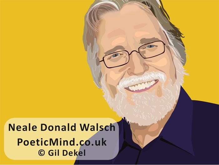 Neale-Donald-Walsch-Portrait3 - Gil-Dekel
