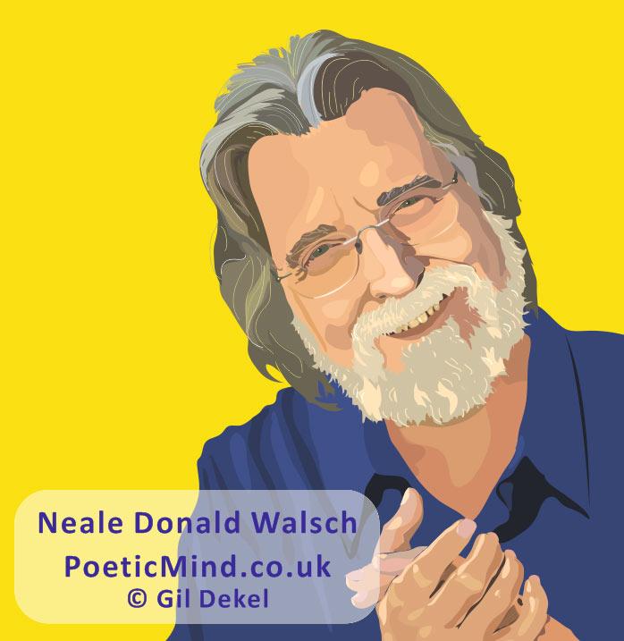 Neale-Donald-Walsch-Portrait6 - Gil-Dekel