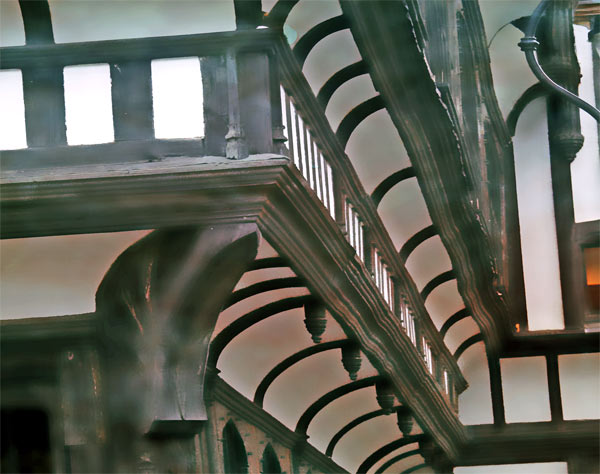 Staircase-Undiscovered-Self - Gil-Dekel