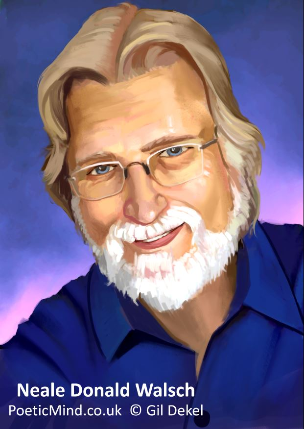 Author Neale Donald Walsch (‎©‎ Gil Dekel)‎