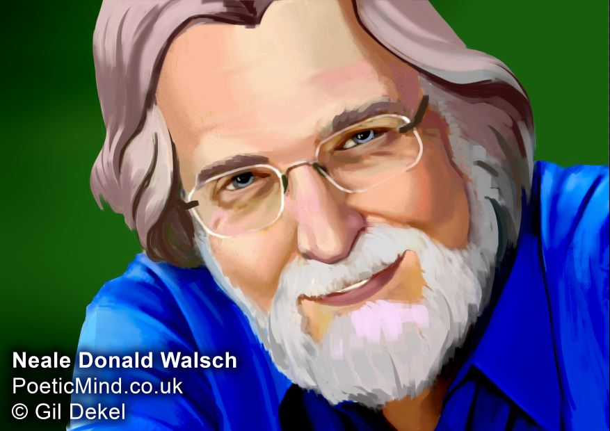 Lessons in Neale Donald Walsch's 'The New Revelations' (part 1 of 3)