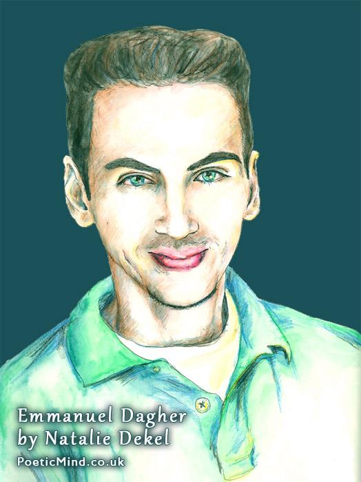 Emmanuel Dagher - by Natalie Dekel