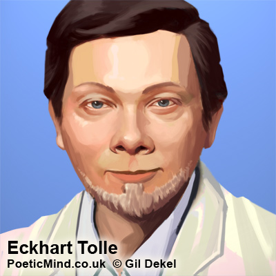 Lessons from Eckhart Tolle's 'The power of Now' – part 2 of 3 (summary review by Gil Dekel, PhD.)