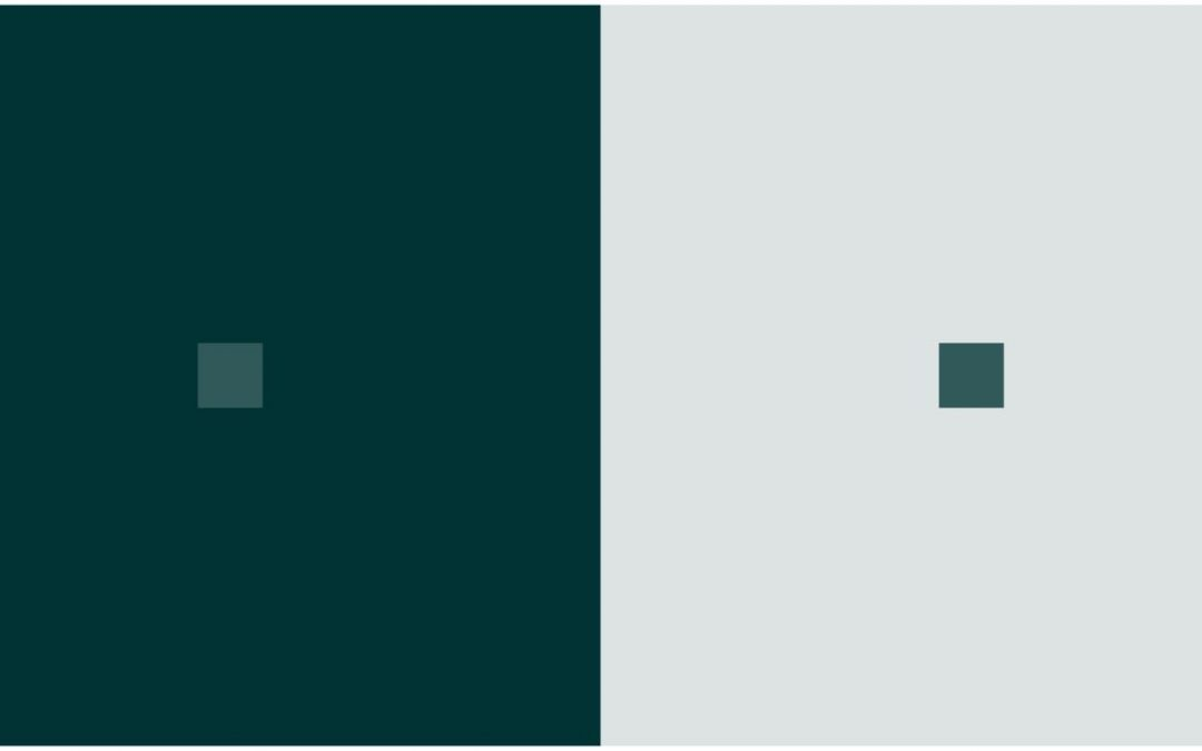 Organising information through colours: design tips