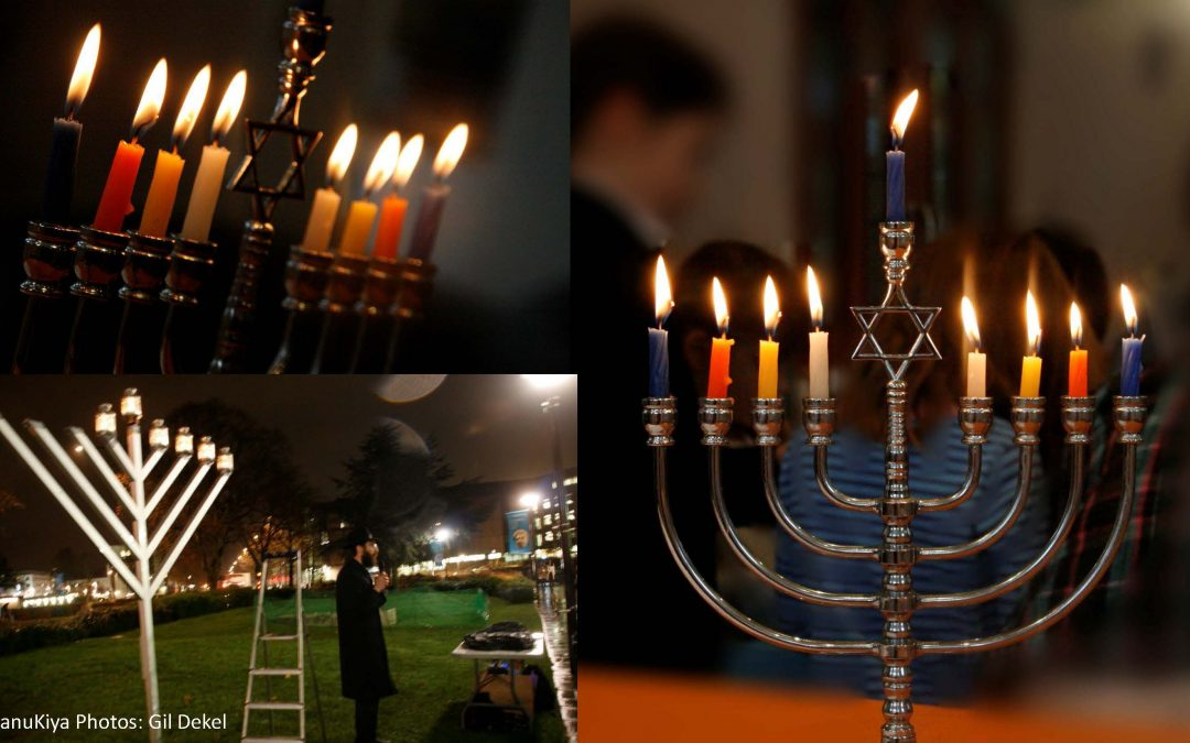 Hanuka Symbolism