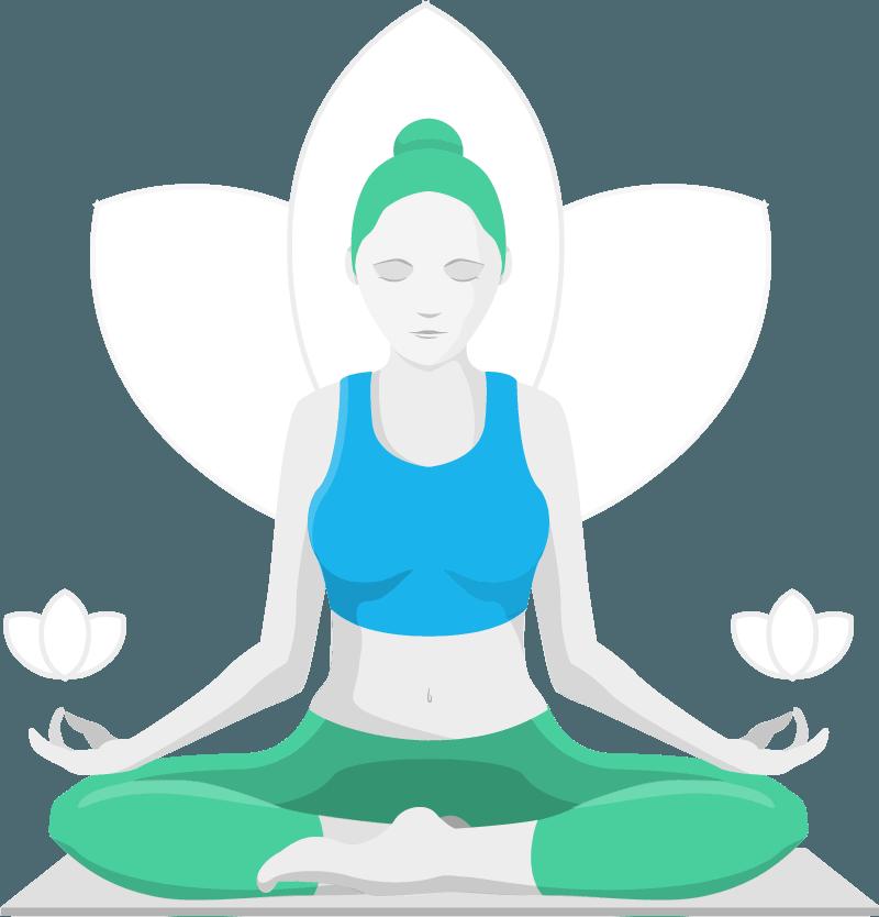 Yoga sessions with Natalie Dekel. Image: ElegantThemes.