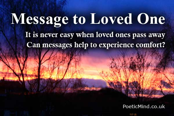 Message to loved ones. Photo of sun rise to uplift people. Gil Dekel.