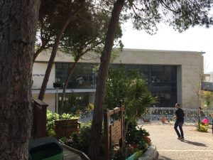 College (High School) in Haifa, Israel. (Photo: Gil Dekel, 2019).