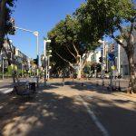 Tel-Aviv in the morning. Israel. (Photo: Gil Dekel, 2019).