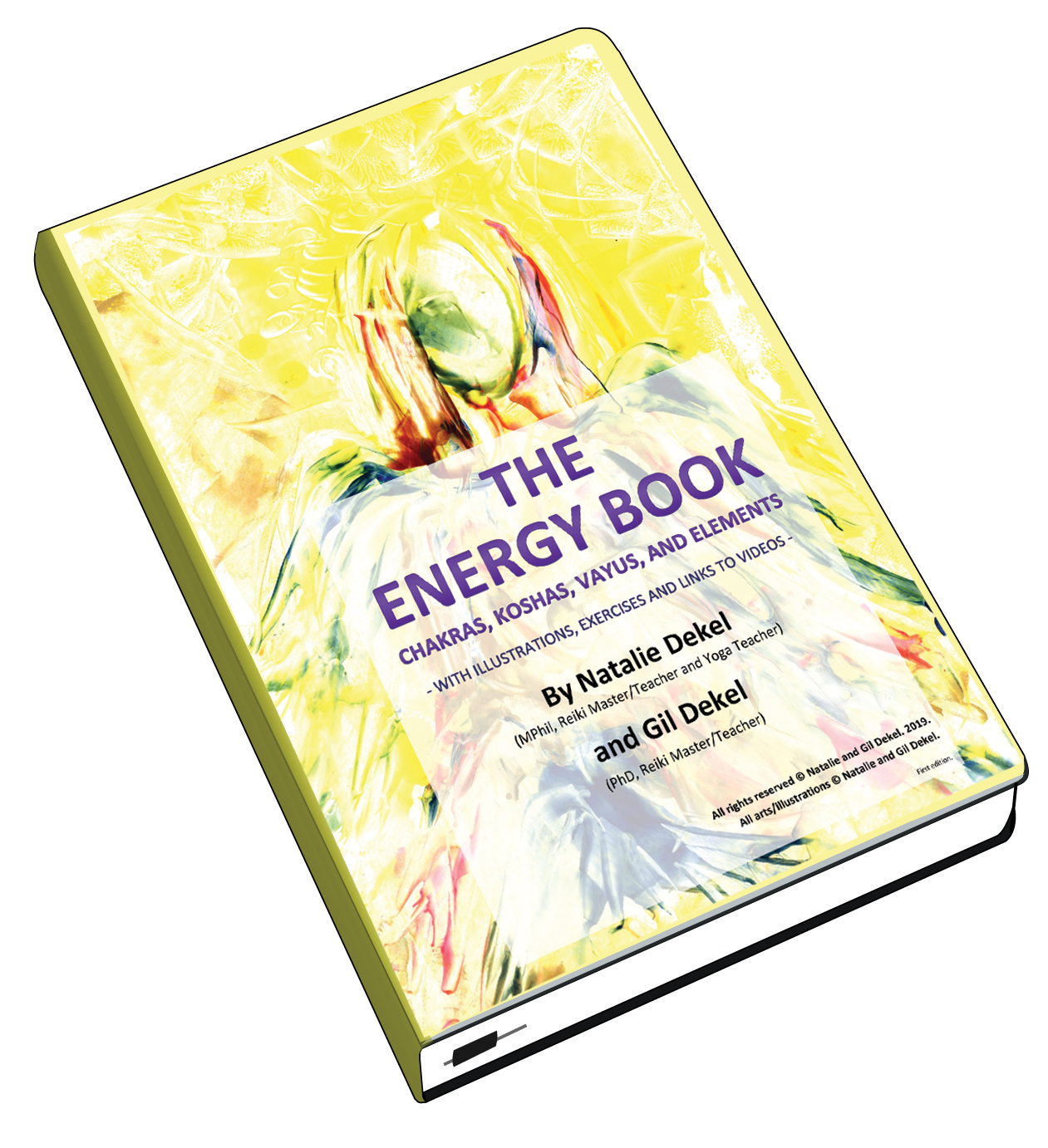 Energy Book - click for more info