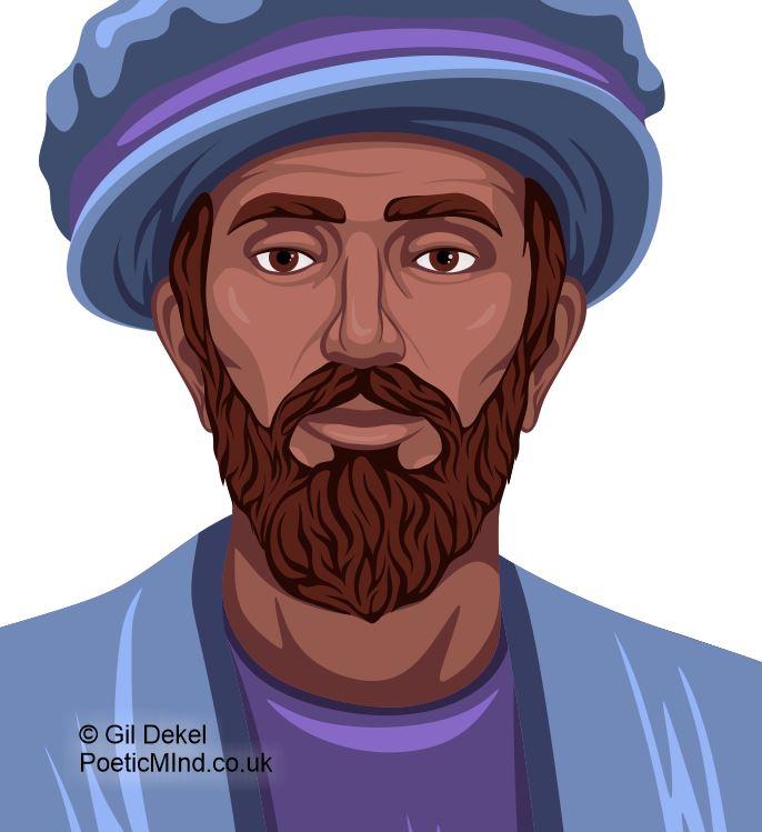 Gedalya Ibn Yahya (1526-1587). author of Salselet ha-kabbala שלשלת הקבלה.